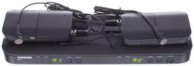 SHURE BLX188E/PG85 system bezprzewodowy z podwójnym odbiornikiem - N O W O Ś Ć