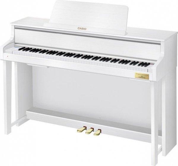 Casio GP-300WA białe pianino hybrydowe