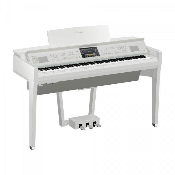 Yamaha Clavinova CVP-809 pianino cyfrowe