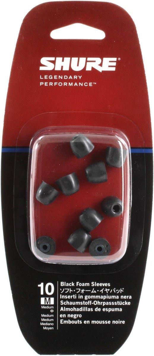 Shure EABKF1-10M nakładki piankowe na słuchawki