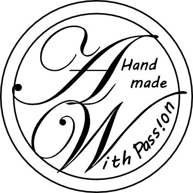AW Cajon SP10B25DBHP Hand Print cajon dwustronny