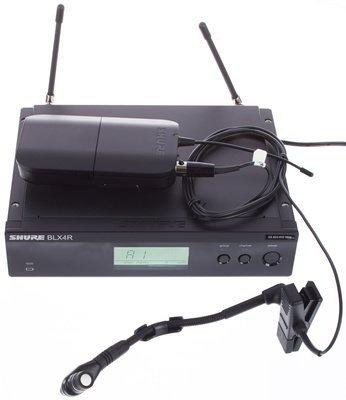 SHURE BLX14RE/B98 system bezprzewodowy z mikrofonem dla instrumentów Beta 98H/C - N O W O Ś Ć