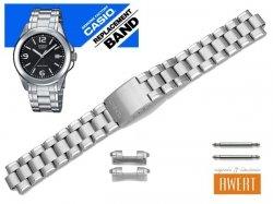 CASIO MTP-1259D MTP-1215A oryginalna bransoleta