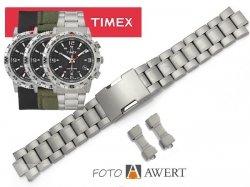 TIMEX T2P289 oryginalna bransoleta 22 mm