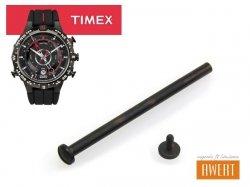 TIMEX oryginalna śruba mocowania bransolety CZARNA
