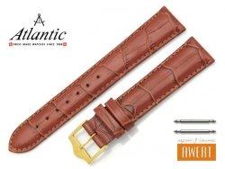 ATLANTIC 18 mm pasek skórzany L343.04.18G
