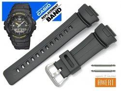 CASIO G-100 G-101 G-200 G-2110 G-2300 G-2310 G-2400 GW-2300 GW-2310 oryginalny pasek 16 mm