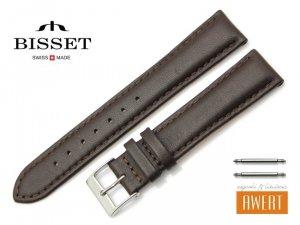 BISSET 18 mm pasek skórzany BS107