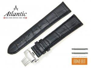 ATLANTIC 22 mm pasek skórzany 52758