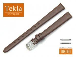 TEKLA 10 mm pasek skórzany  TEKLA PT17 brązowy