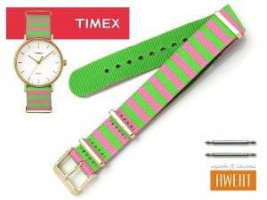 TIMEX TW2P91800 oryginalny pasek 18 mm