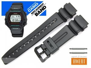 CASIO DW-290 AD-300 AW-61 MD-309 MD-310 oryginalny pasek 19 mm
