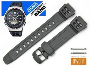 CASIO AQ-S800W-1B2 -1B -1E oryginalny pasek 18 mm