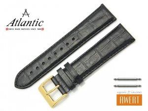 ATLANTIC 22 mm pasek skórzany L168.01.22G