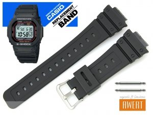 CASIO DW-5600E G-5600 DW-5000SL G-5700 GW-M5610 oryginalny pasek 16 mm