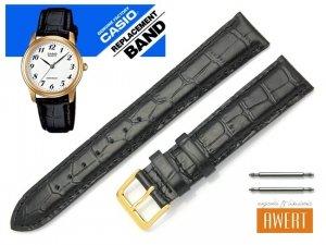 CASIO MTP-1236GL oryginalny pasek 18 mm