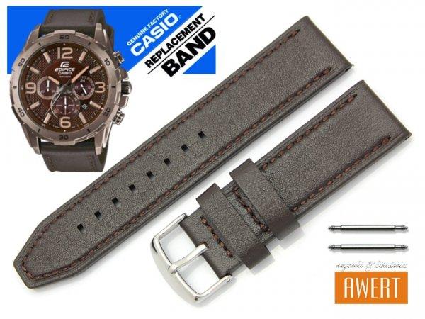 CASIO EFR-538L-5AV oryginalny pasek 23 mm 10514147