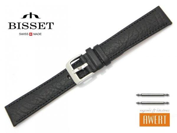 BISSET 20 mm XL pasek skórzany BS156