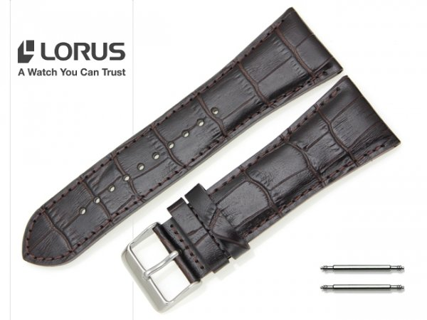LORUS 28 mm oryginalny pasek RQ166X RQ144X