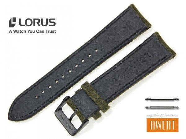 LORUS 22 mm oryginalny pasek RHG072X