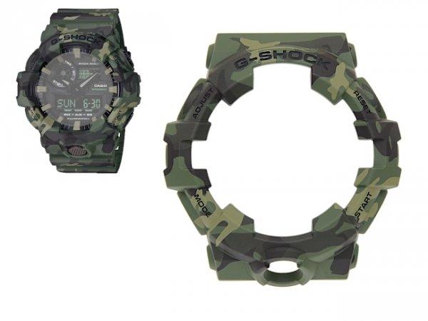 CASIO GA-700CM-3A oryginalny bezel 10561524