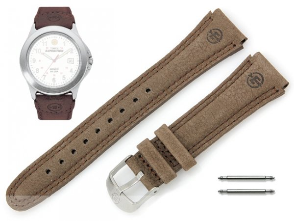 TIMEX P44381 T44381 oryginalny pasek do zegarka 20mm