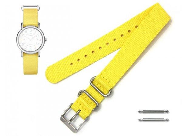 TIMEX P2P369 T2P369 oryginalny pasek do zegarka 16mm