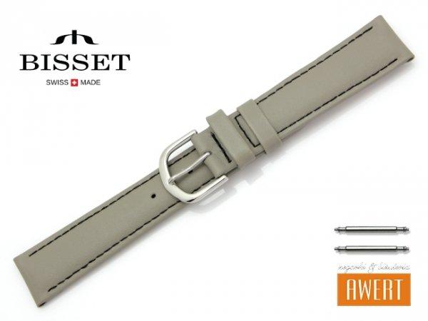 BISSET 18 mm pasek skórzany BS118