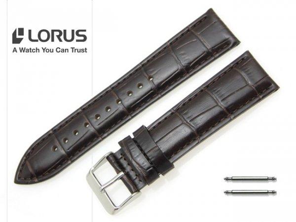 LORUS 22 mm oryginalny pasek RQ168X