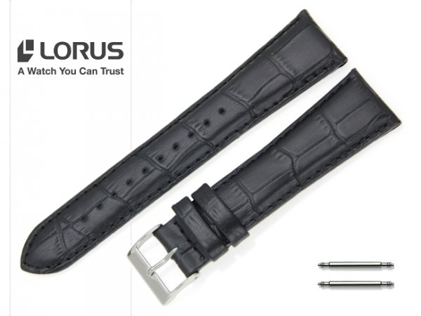 LORUS 22 mm oryginalny pasek RP163X