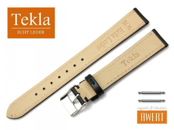 TEKLA 16 mm XL pasek skórzany PT69 czarny