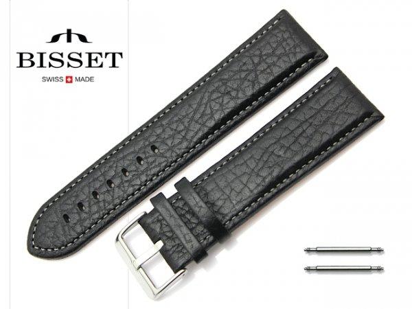 BISSET 26 mm XL pasek skórzany BS168