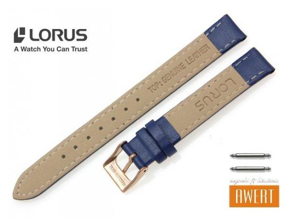 LORUS 12 mm oryginalny pasek RHU082X