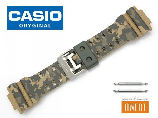 CASIO GD-120CM -5 oryginalny pasek 16 mm