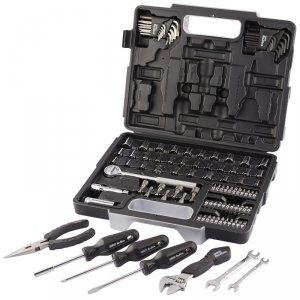 105pc home diy toolkit