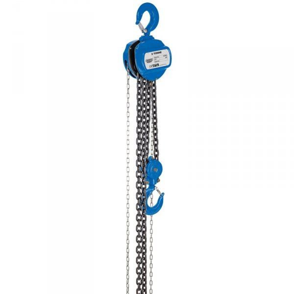 5 tonne chain hoist