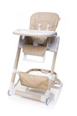 4 BABY Krzesełko dziecięce ICON beige