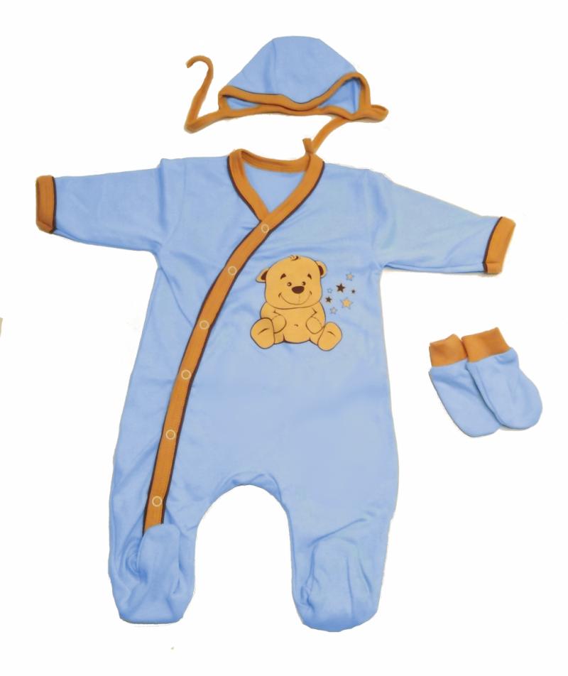 Wyprawka dla Noworodka- ubranka na Prezent 56-62