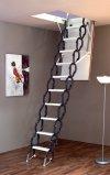 Bodentreppen Minka Elegance Isolationsbodentreppe mit starkem Stahlscherenpaket
