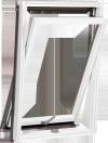 Dachfenster RoofLITE Magnetic Weiß Holz Schwingfenster www.house-4u.eu