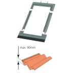Eindeckrahmen keylite DTRF Dachziegel(1,5 bis 4,5 cm)