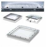 VELUX Flachdach-Fenster LICHTKUPPEL Klarer Transparentes Polycarbonat- ISD 0010-- Typ CFP/CVP/CXP/CSP