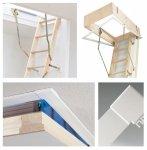 DOLLE Bekleidungsleisten Kunststoff weiß für clickFIX® 60x120, 70x120