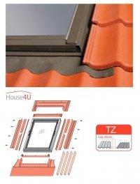 Eindeckrahmen Optilight TZ Eindeckrahmen - für profilierte Eindeckmaterialien / Profilbeläge bis zu 4,5 cm hoch Profil