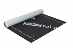 135g Unterspannbahn Kronmat KRONFOL 135g/m² Reißkraft 280/175 Sd 0,007 Wasserdampfdurchlässigkeit 2900g -40/+120 ° C Unterspannbahn (80m²)