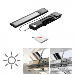 VELUX KSX 100K SOLAR-Nachrüst-Set für neue Generation Solar-Nachrüst-Set für Schwingfenster