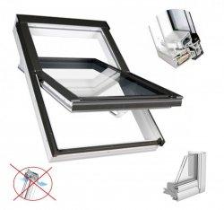 Dachfenster Fakro PTP U3 Schwingfenster MIT ERHÖHTER FEUCHTERESISTENZ ohne Dauerlüftung