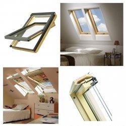 Dachfenster Fakro FTP-V U3 Schwingfenster