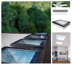 Flachdach-Fenster Fakro DXF DU6 SECURE Festelement U=0,70 W/m²K * Europäische Widerstandsklasse RC2 nach EN 1627