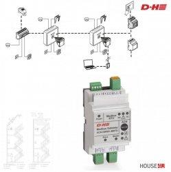 Modbus-Gateway D+H ACN-GW501-MRTU-0200